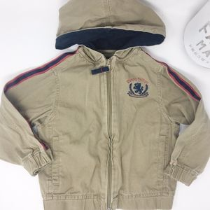 Tommy Hilfiger Boys Jacket Sz 2T